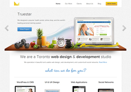 3magine – Toronto web design