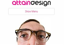 Attain Design | Creative Digital Marketing