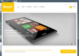 Antares – Premium Responsive Magento Theme