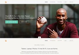 Karma: A mobile provider