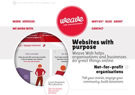 Weave Web