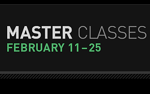 Gnomon Master Classes