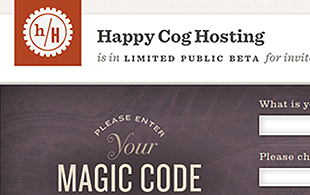 Happy Cog Hosting