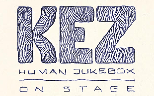 Kez Human Jukebox