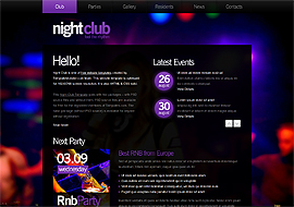 Free HTML5 CSS3 Template