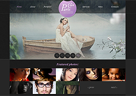 Photography HTML5 Template Free