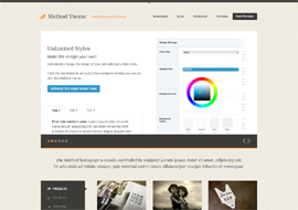 Premium Responsive Business Theme free Download