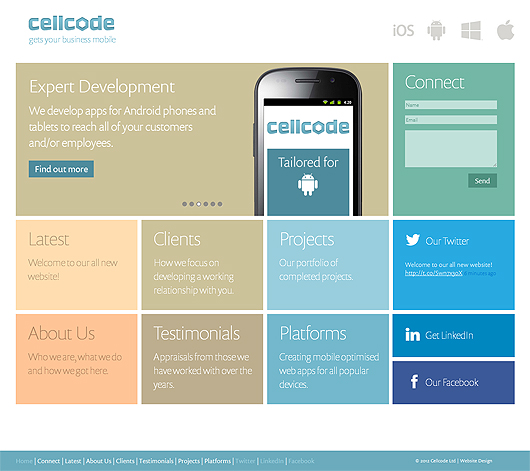 Cellcode