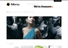 Folioway – Premium HTML5 Portfolio Theme Free Download