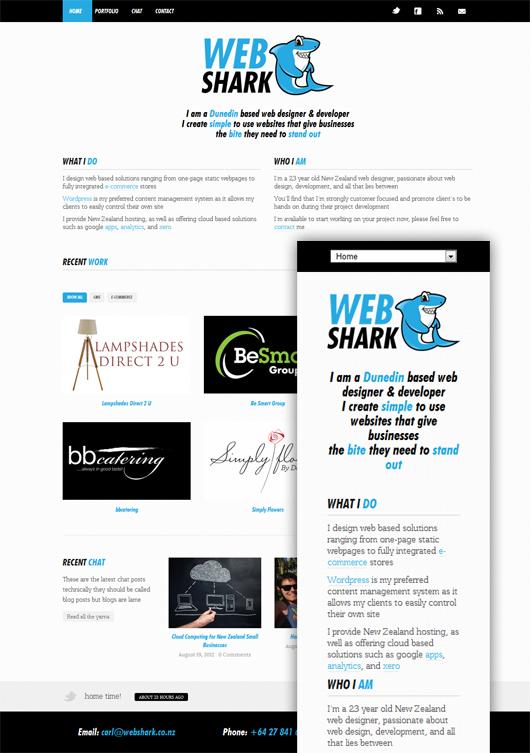 Web Shark