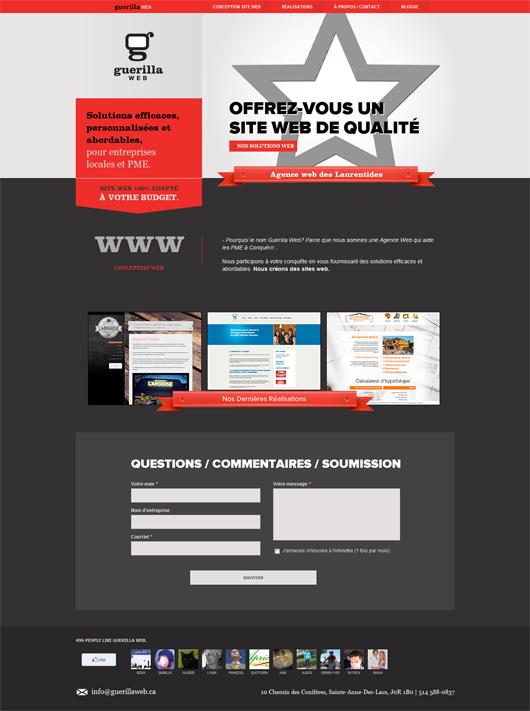 Guerilla Web