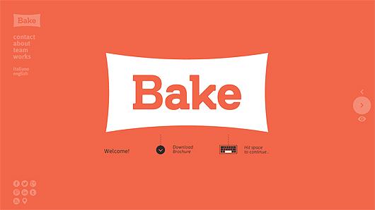 BAKE. Agency