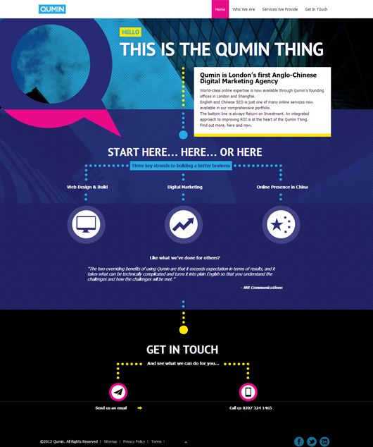 Qumin Ltd