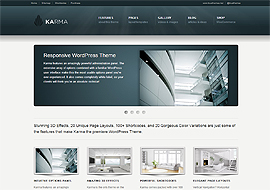 Karma – Clean and Modern WordPress Theme