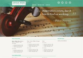 Leroux Music Studios