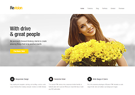 Revision – Responsive WordPress Theme