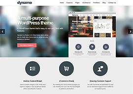 Dynamo – Multi-Purpose Business WordPress Theme