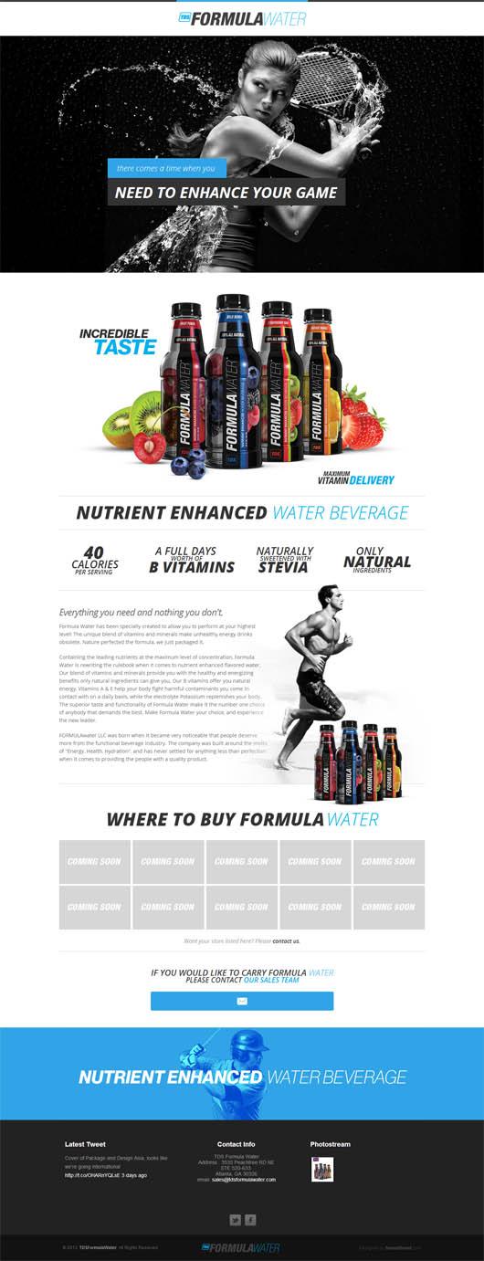 Formula Water