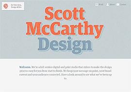 Scott McCarthy Design