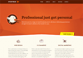 Stickybeak Web Design