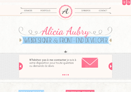 Alicia Aubry