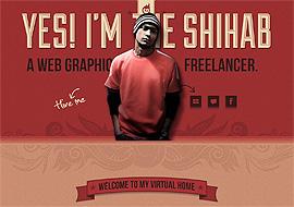 Freelancer Portfolio – Shihab