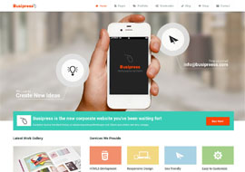 Busipress – Responsive Multi-Purpose WordPress Theme