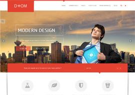 Doom – Multipurpose Premium WordPress Theme