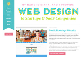 Sunshined Web Design