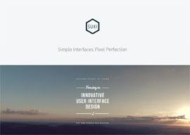 SUKI / UI designer, photographer