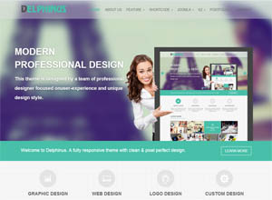 NOO Delphinus – Corporate/Portfolio Template