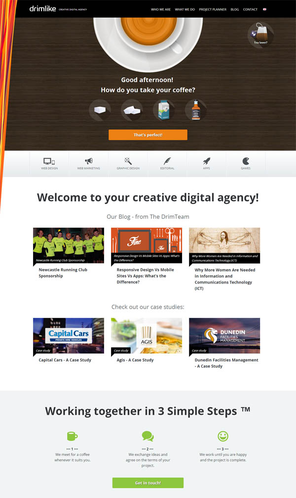 Drimlike Creative Agency