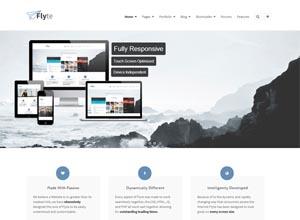 Flyte – Premium Multi-Purpose WordPress Theme