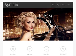 Free Multi-Purpose Responsive WordPress Theme 2014