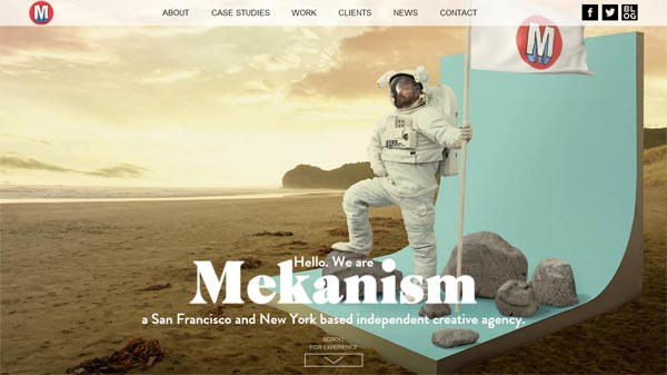 Mekanism Creative Advertising Agency