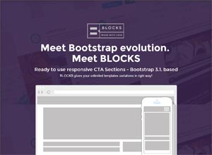 Bootstrap Blocks