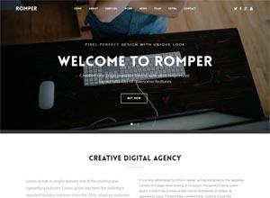 Romper – Creative OnePage Multipurpose Theme