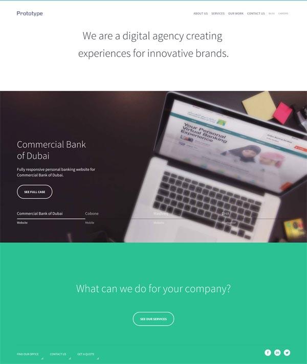 Prototype Interactive