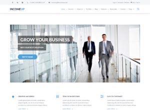 IncomeUp – Multipurpose WordPress Theme