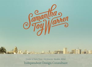 Samantha Toy Warren