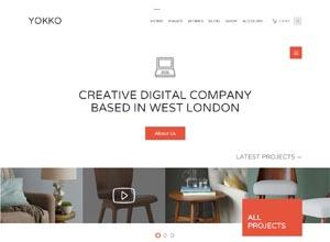 Yokko – Multipurpose and WooCommerce WordPress Theme