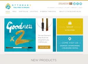 Ottoman3 Brow Bar & Online Store