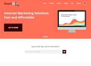 SmartSEO – SEO & Marketing Services