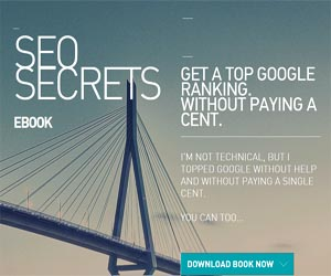 SEO Secrets Ebook